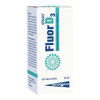 FLUORD3 SPRAY 10ML