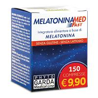 MELATONINAMED FAST 150CPR