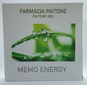 MEMO ENERGY 10FLX12ML